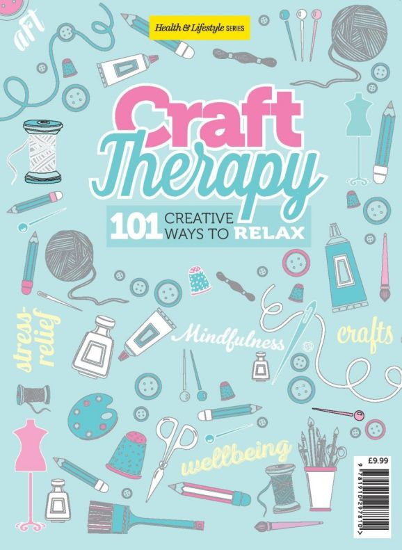 Crafts Beautiful April Issue Out Now!