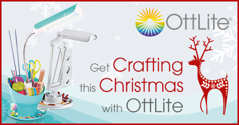 Transform Your Crafting with OttLite this Christmas
