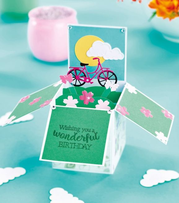 13 Quick Easy Cards For Summer Birthdays Free Craft Project