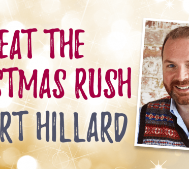 Beat the Christmas Rush with Stuart Hillard