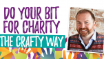 The Crafty Way To Do Your Bit For Charity With Sewing Bee's Stuart Hillard