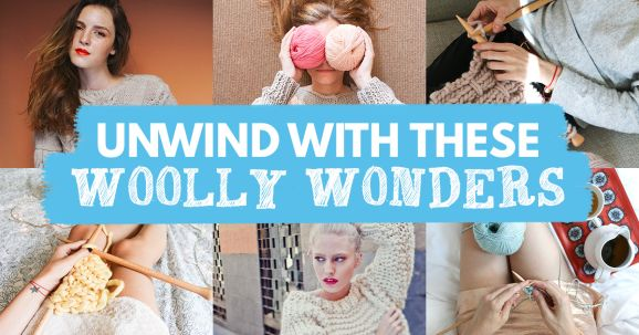 Unwind With These Woolly Wonders