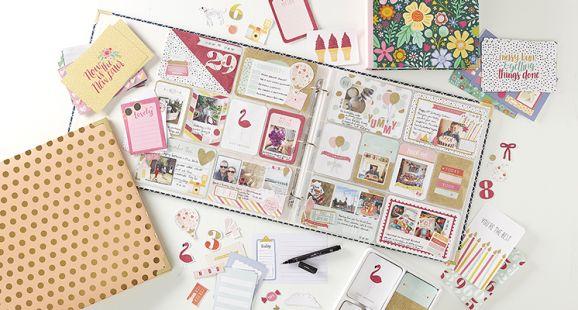 7 Reasons To Start A Scrapbook Tonight Free Craft Project