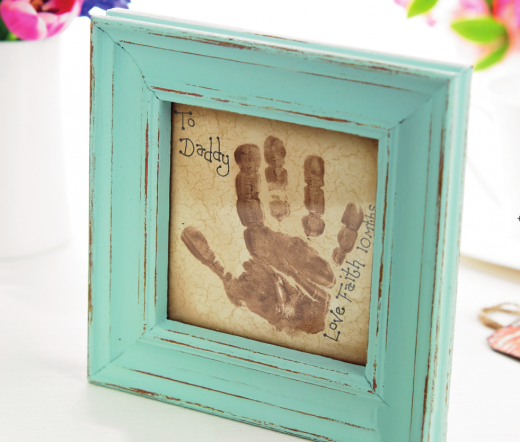 16 Handmade Crafts Especially for Your Dad