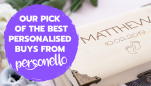 Personalisation: Picking The Best Buys From Personello