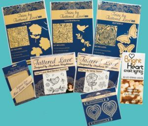 Win A Tattered Lace Bundle