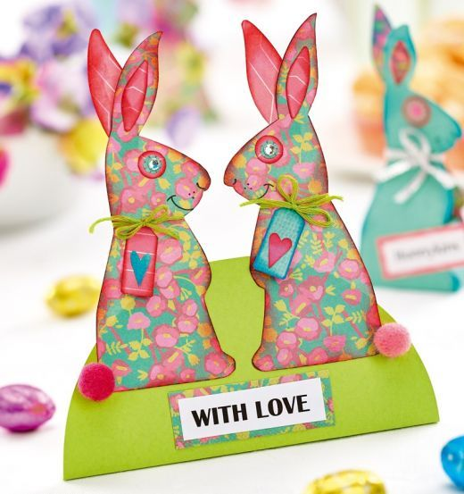 18 Easter Card Ideas To Inspire You Blog Crafts Beautiful Magazine