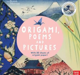 Win One Of Twelve Copies Of Origami, Poems and Pictures