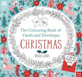 The Colouring Book Of Cards And Envelopes, Christmas