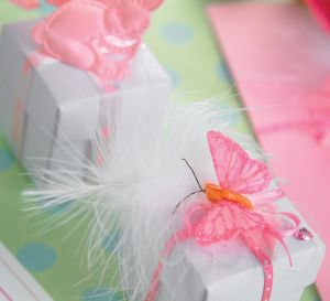 New Baby Girl Pink Bunny Gift Set