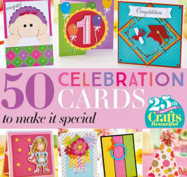 50 Celebration Cards To Make It Special