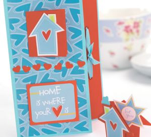 Heart Home Cards