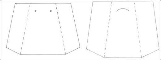 Jewellery Stands Template