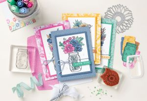 Win One of Five Stampin' Up! Flowers for All Seasons bundles