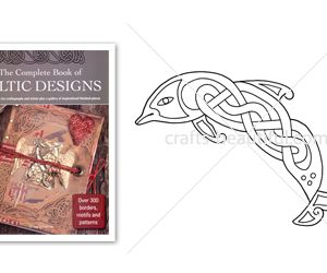 Detailed Celtic Dolphin Free Digital Download