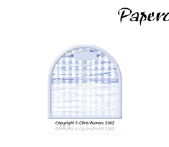 Blue Gingham Free Craft Downloads