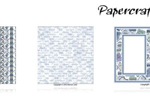 Mother's Day Home Themed Free Papers & Sentiments