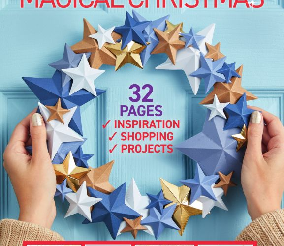 docrafts Papermania Exclusive Christmas Project Book