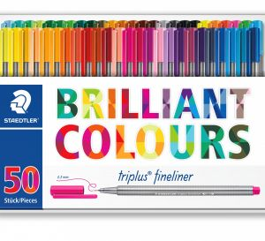 Win One Of Four STAEDTLER Colouring Tins