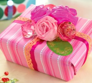 Paper Flowers & Gift Wrap