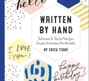 FREE Hand Lettering Guide: Bold Serif Letters How-To