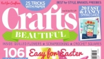 Crafts Beautiful April 2014 (issue 265) Template Pack