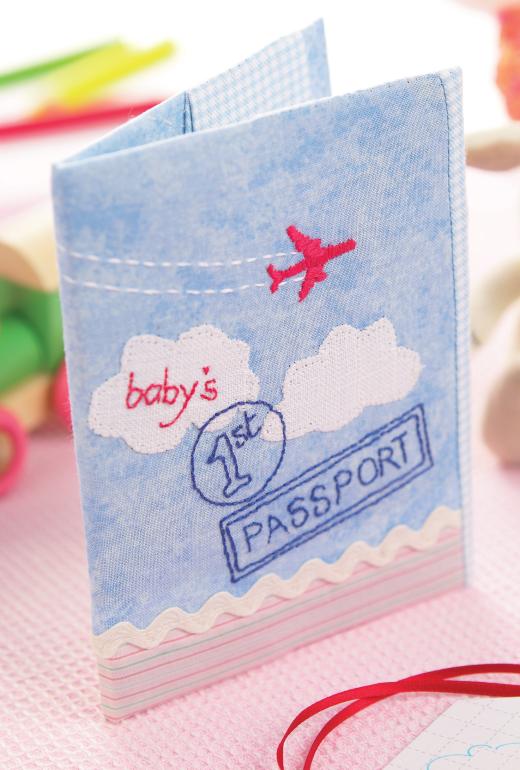 Как можно сделать паспорт своими руками 559