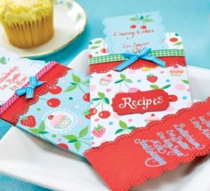 Retro Recipe & Baking Templates