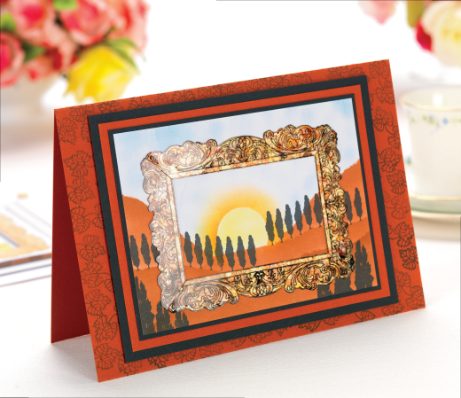 Barbara Gray's Tuscan Scene Cards