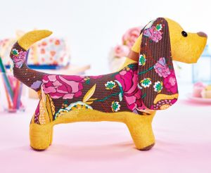 Cuddly Dog Sewing Pattern