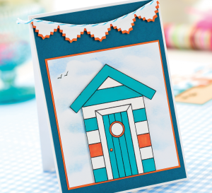 Beach Hut Cards