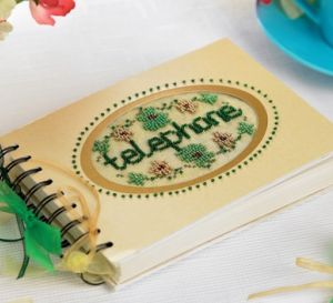 Bead Embroidery Greeting Cards