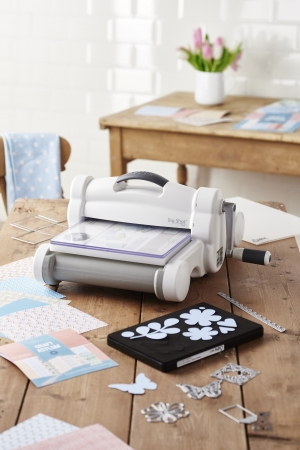 Win A Sizzix Big Shot Plus Starter Kit