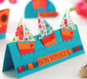 Boat Greeting Cards