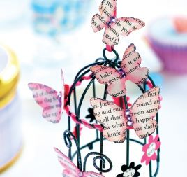 Papercraft Butterfly Templates