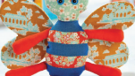 Tilda Bumblebee Sewing Projects