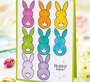 Easter Hot Embossing Made Easy