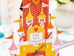 Papercraft Princess Castle Gift Set