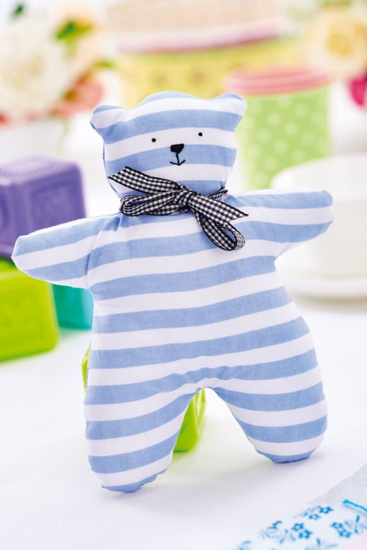 Quick & Easy Stitched Teddy