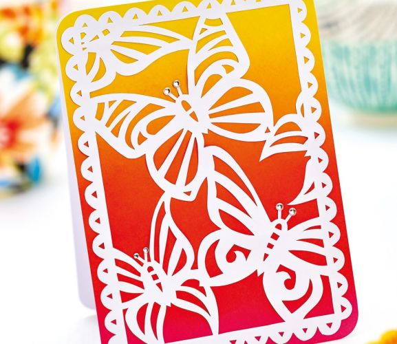 Simple Papercutting With Step-by-Steps