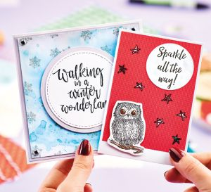 SNEAK PEEK! Winter Wonderland Stamp Set