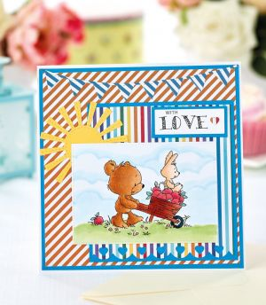 Sweet Summer Days Card