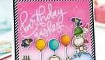 Easy Birthday Bonanza Card