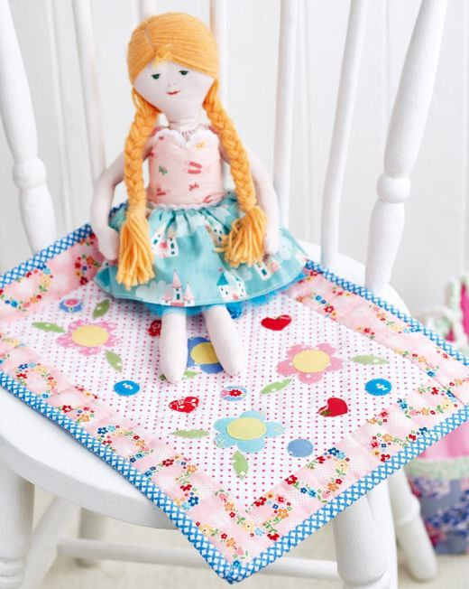 Sew a Children's Room Set