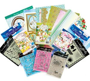 Win One of Six Hunkydory Lucky Dip Bundles