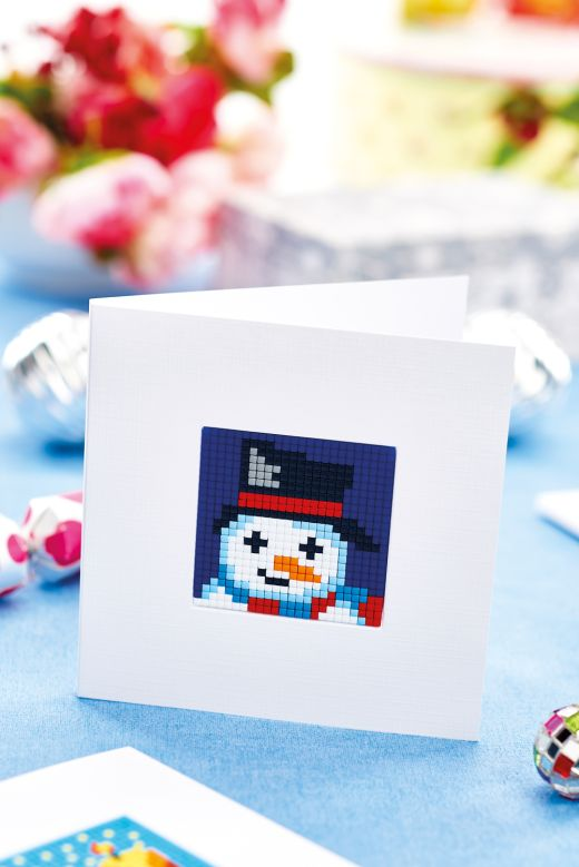 Christmas Scenes With Pixelhobby UK