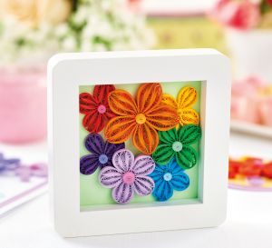 How To Create Quilled Flowers