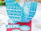 Lino Print Scandi Papercrafts
