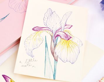 How To Draw Elegant Flower Illustrations With EMOTT