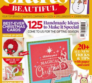 Crafts Beautiful November 2014 Issue 273 Template Pack